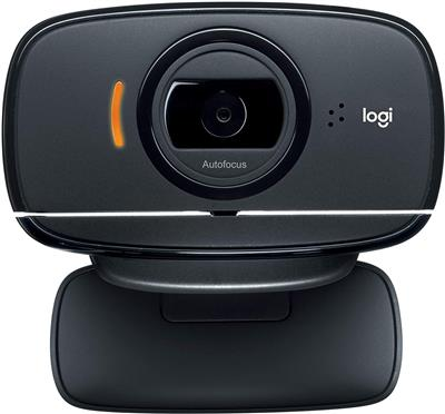 Logitech C525 HD Webcam, 720p Video with Built-in Mic