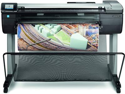 HP Designjet T830 36 In Multifunction Printer, F9A30A#B1K