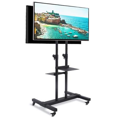 "Mobile TV Cart for up to 80"" LCD and Plasma TV's"