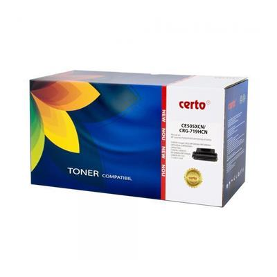 Canon Compatible CRG-719 Toner Cartridge, Black