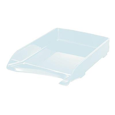 Leitz 5220 Document Tray (Pack of 4 trays), Clear